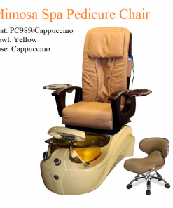 Mimosa Spa Pedicure Chair with Magnetic Jet – Shiatsu Massage System