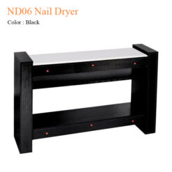ND06 Nail Dryer 59 inches 247x247 - Equipment nail salon furniture manicure pedicure