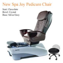 New Spa Joy Luxury Pedicure Chair with Magnetic Jet – Shiatsu Massage System 01 247x247 - Equipment nail salon furniture manicure pedicure