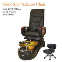 Onyx Spa Pedicure Chair with Magnetic Jet – Shiatsu Massage System