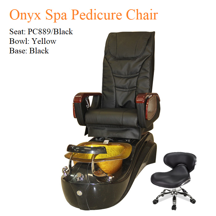 Onyx Spa Pedicure Chair with Magnetic Jet – Shiatsu Massage System 01 - Trang chủ