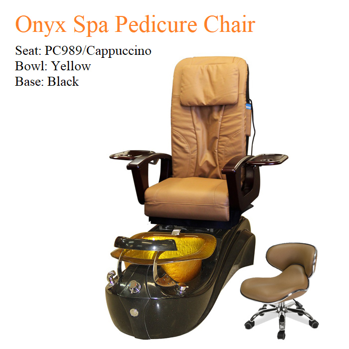 Onyx Spa Pedicure Chair with Magnetic Jet – Shiatsu Massage System 02 - Trang chủ