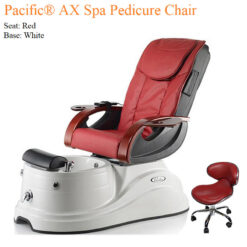 Pacific® AX Luxury Spa Pedicure Chair – High Quality with American Made 6 247x247 - Equipment nail salon furniture manicure pedicure