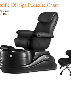 Pacific DS Luxury Spa Pedicure Chair – High Quality with American-Made