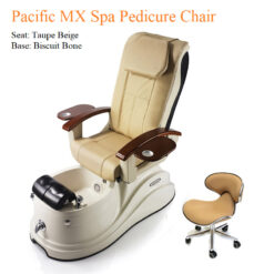 Pacific MX Luxury Spa Pedicure Chair – High Quality with American-Made