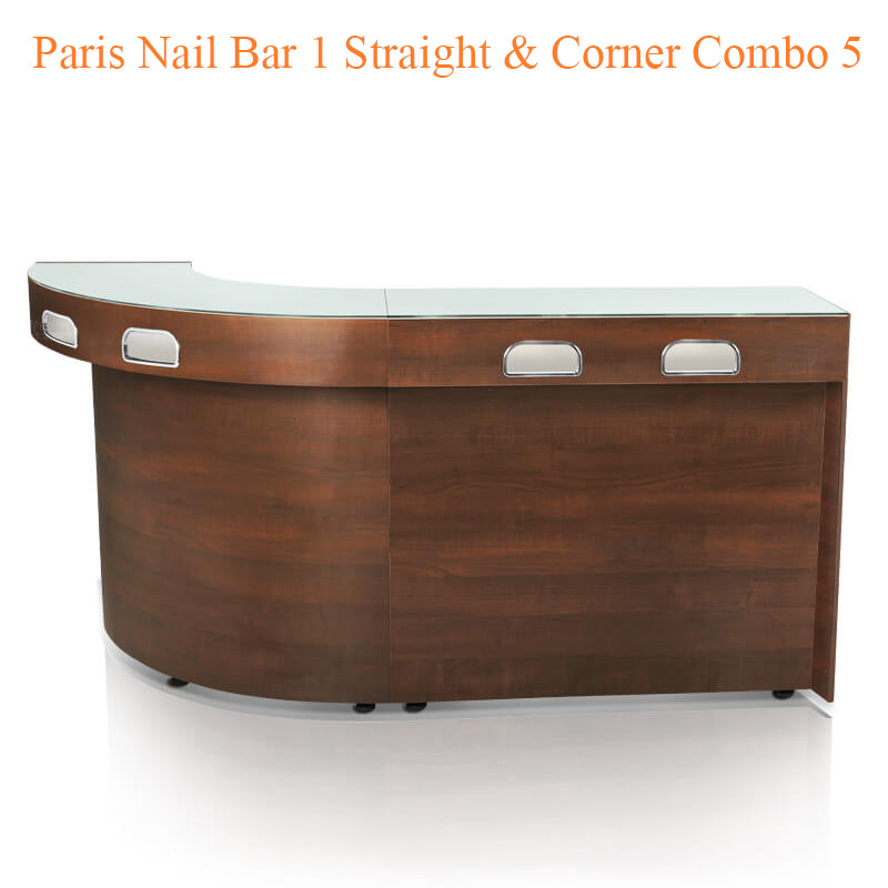 Paris Nail Bar 1 Straight & Corner Combo 5