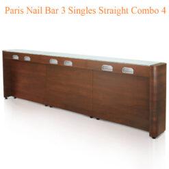 Paris Nail Bar 3 Singles Straight Combo 4