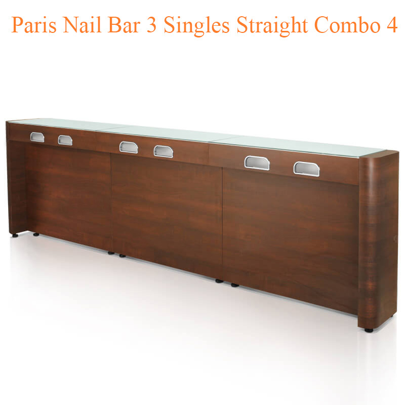 Paris Nail Bar 3 Singles Straight Combo 4
