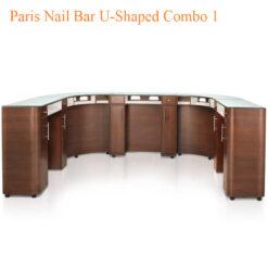 Paris Nail Bar U-Shaped Combo 1