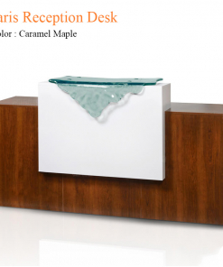 Paris Reception Desk – 69 inches