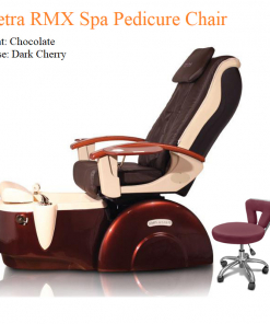 Petra RMX Luxury Spa Pedicure Chair – High Quality with American-Made