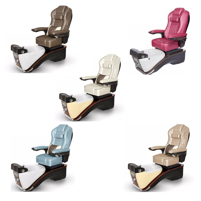 Prestige Luxury Spa Pedicure Chair with Magnetic Jet and Tru-Touch™ Shiatsu Massage