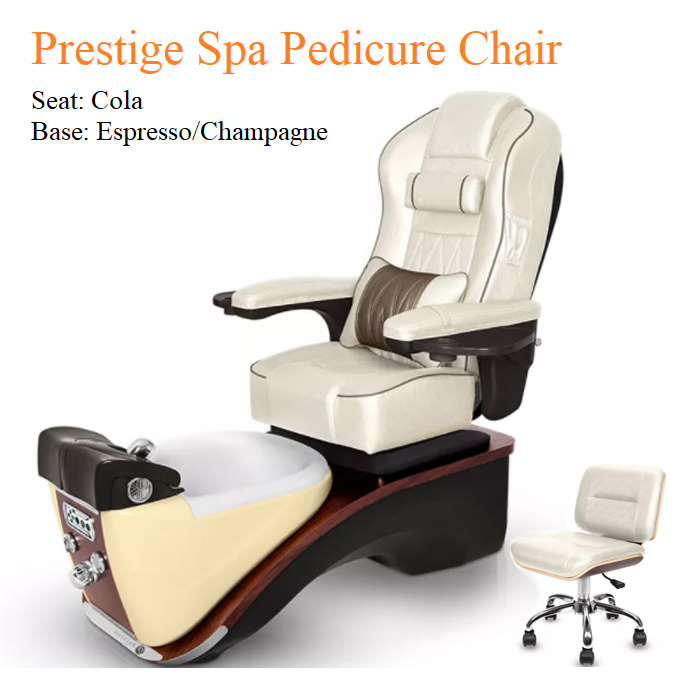 Prestige Luxury Spa Pedicure Chair with Magnetic Jet and Tru Touch™ Shiatsu Massage 02 - Khuyến mãi