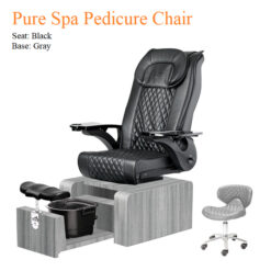 Pure Luxury Spa Pedicure Chair – No Plumbing 1a 247x247 - Equipment nail salon furniture manicure pedicure