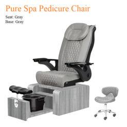 Pure Luxury Spa Pedicure Chair – No Plumbing 3a 247x247 - Equipment nail salon furniture manicure pedicure