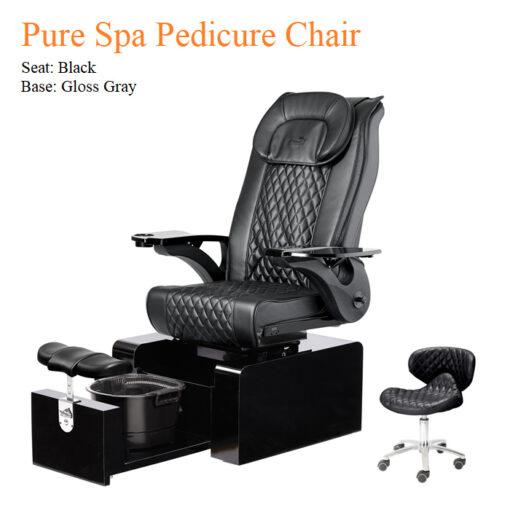 Pure Luxury Spa Pedicure Chair – No Plumbing
