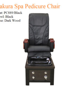 Sakura Spa Pedicure Chair with Magnetic Jet – Shiatsu Massage System