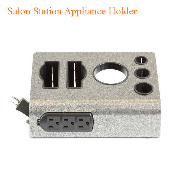 Salon Station Appliance Holder