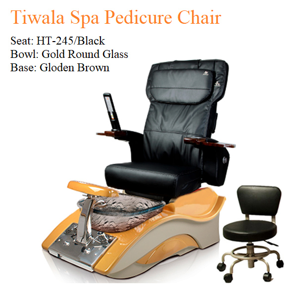 Tiwala Spa Pedicure Chair with Magnetic Jet – Human Touch Massage System