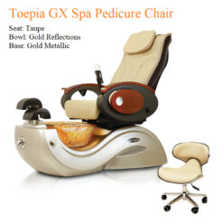 Toepia GX Luxury Spa Pedicure Chair – High Quality with American Made 01 247x247 - Equipment nail salon furniture manicure pedicure