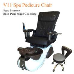 V11 Spa Pedicure Chair with Magnetic Jet – Human Touch Massage System 02 1 247x247 - Thiết bị đồ nội thất tiệm nail làm móng tay móng chân