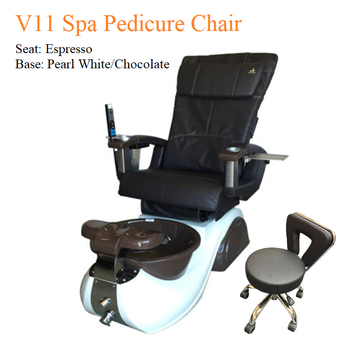 V11 Spa Pedicure Chair with Magnetic Jet – Human Touch Massage System