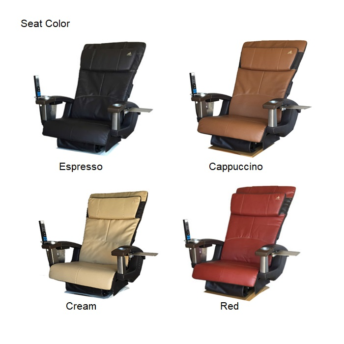 V13 Luxury Spa Pedicure Chair with Magnetic Jet – Human Touch Massage System