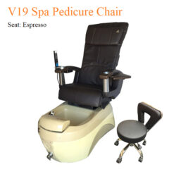 V19 Spa Pedicure Chair with Magnetic Jet – Human Touch Massage System 02 247x247 - Thiết bị đồ nội thất tiệm nail làm móng tay móng chân