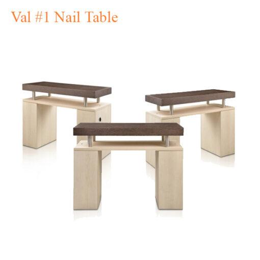 Val #1 Nail Table