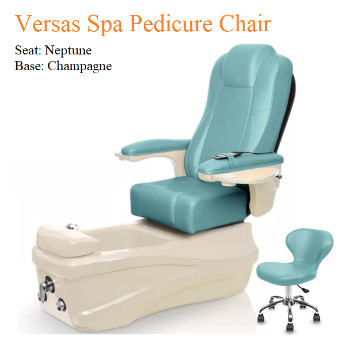 Versas Spa Pedicure Chair with Magnetic Jet and Tru-Touch™ Shiatsu Massage