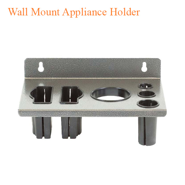 Wall Mount Appliance Holder