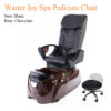 New Spa Joy Luxury Pedicure Chair with Magnetic Jet – Shiatsu Massage System