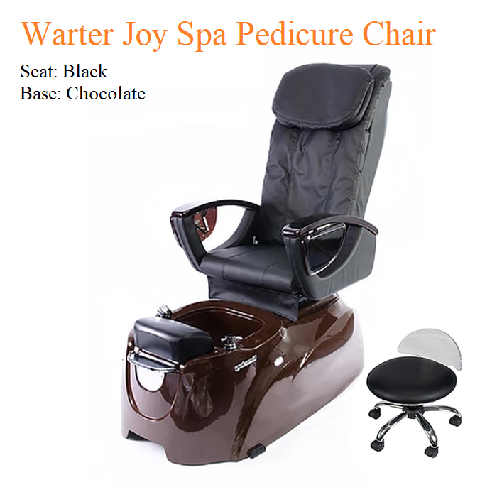 Warter Joy Spa Pedicure Chair with Magnetic Jet 02 - Trang chủ