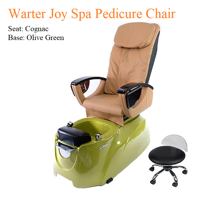 Warter Joy Spa Pedicure Chair with Magnetic Jet 03 - Trang chủ