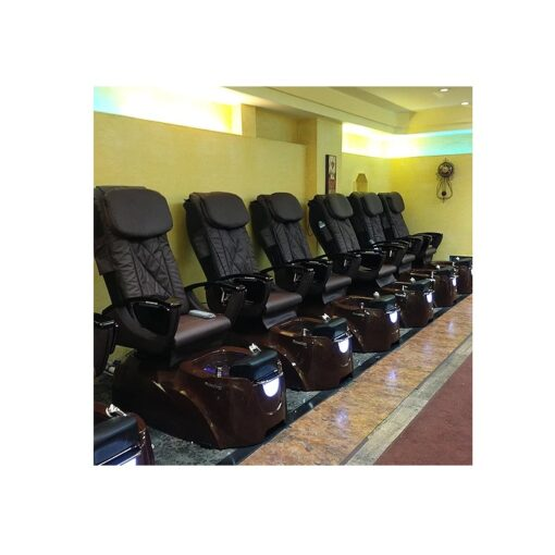 Warter Joy Spa Pedicure Chair with Magnetic Jet