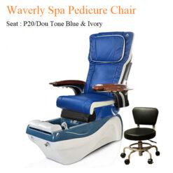 Waverly Spa Pedicure Chair with Magnetic Jet – Human Touch Massage System 01 247x247 - Thiết bị đồ nội thất tiệm nail làm móng tay móng chân
