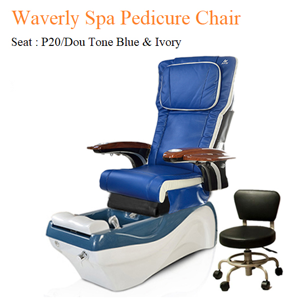 Waverly Spa Pedicure Chair with Magnetic Jet – Human Touch Massage System