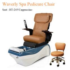 Waverly Spa Pedicure Chair with Magnetic Jet – Human Touch Massage System 02 247x247 - Thiết bị đồ nội thất tiệm nail làm móng tay móng chân