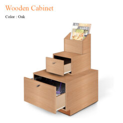 Wooden Cabinet – 36 inches