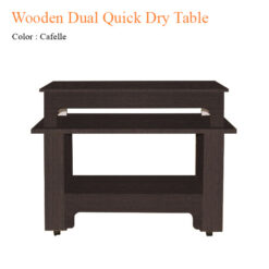 Wooden Dual Quick Dry Table 47 inches 0 247x247 - Thiết bị đồ nội thất tiệm nail làm móng tay móng chân