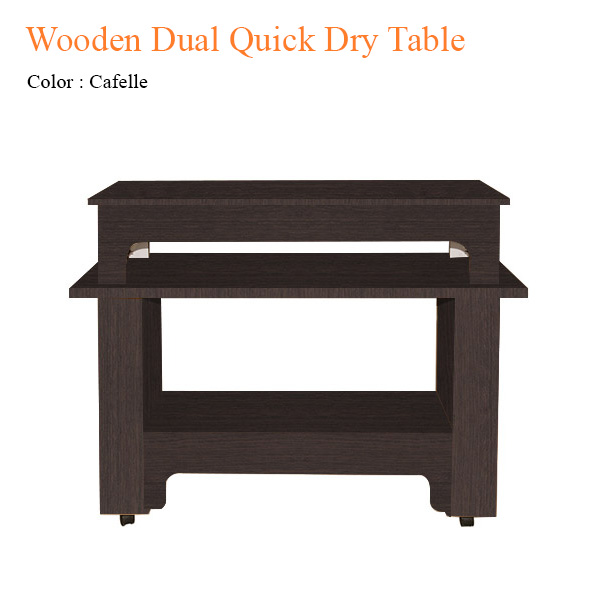Wooden Dual Quick Dry Table – 47 inches