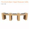 Bàn Hơ Tay Wooden Dual Quick – 47 Inches
