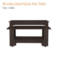 Wooden Quad Quick Dry Table 58 inches 0 247x247 - Equipment nail salon furniture manicure pedicure