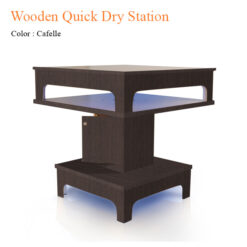 Wooden Quick Dry Station – 41 inches