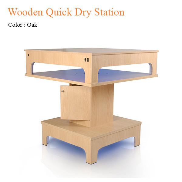 Bàn Hơ Tay Vuông Wooden – 41 Inches