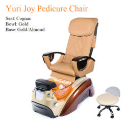 Yuri Joy Luxury Pedicure Chair with Magnetic Jet – Shiatsu Massage System 02 247x247 - Equipment nail salon furniture manicure pedicure