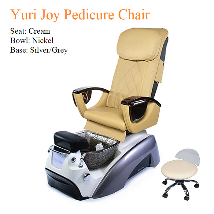 Yuri Joy Luxury Pedicure Chair with Magnetic Jet – Shiatsu Massage System