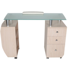 AS303 Nail Table 44 inches 247x247 - Equipment nail salon furniture manicure pedicure