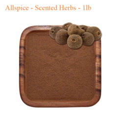 Botanical Escapes Herbal Spa Pedicure – Allspice – Scented Herbs – 1 lb