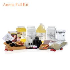 Botanical Escapes Herbal Spa Pedicure – Aroma Fall Kit